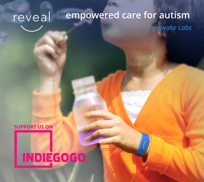 Wearable Sensors Aim To Capture Autism >> Reveal Empowered Care For Autism Indiegogo