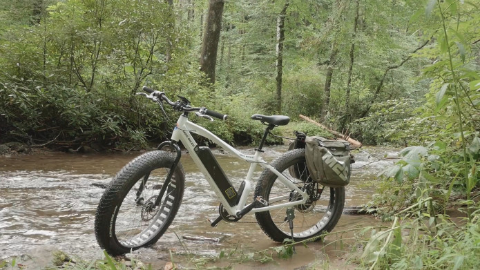 All Terrain Electric Fat Bike By M2s Bikes Indiegogo