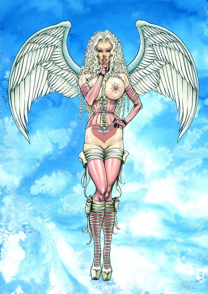 ONIRIA: GENESIS, The Ultimate Deluxe Comic Book  | Indiegogo