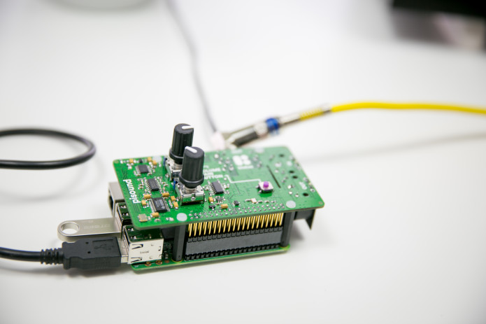 Pisound - Audio & MIDI Interface for Raspberry Pi | Indiegogo