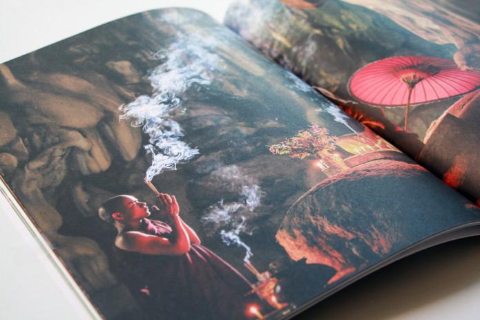 Gift Yourself a Vacation: Hayo's Print Magazine | Indiegogo