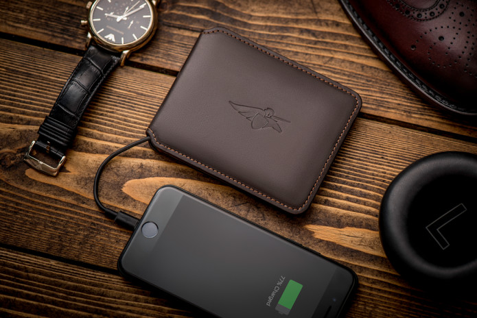 Volterman - World's Most Powerful Smart Wallet | Indiegogo