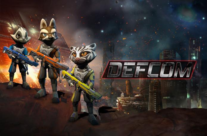 DEFCOM - The Game | Indiegogo