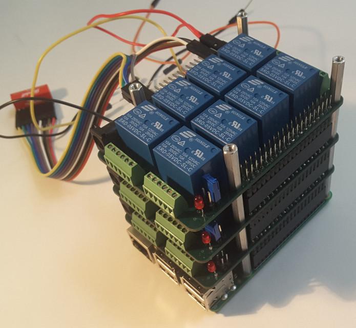 Raspberry Pi Mega-IO Expansion Card   Indiegogo
