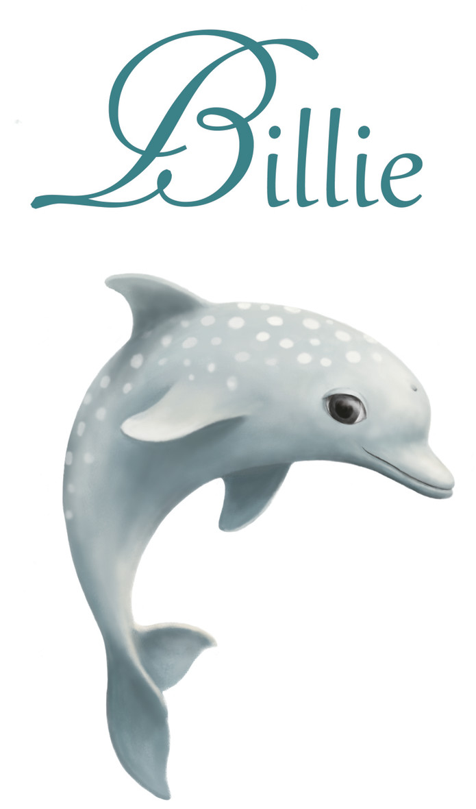 Billie - a picture book helping dolphins | Indiegogo
