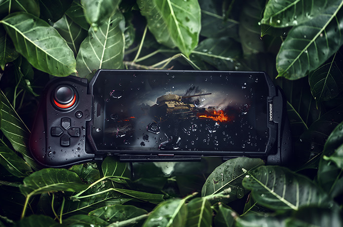 DOOGEE S70: World's First Rugged Gaming Smartphone | Indiegogo
