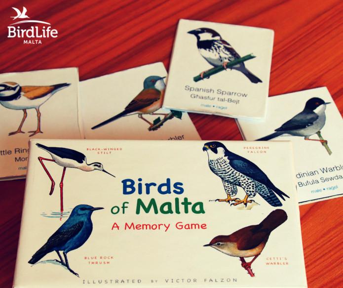 blue bird ring game