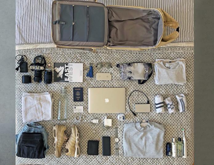 5473681f6def Modular   sustainable Travel Backpack WAYKS ONE