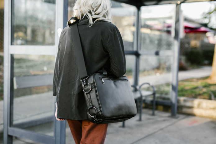 Meridian: Convertible Backpack to Messenger Bag | Indiegogo