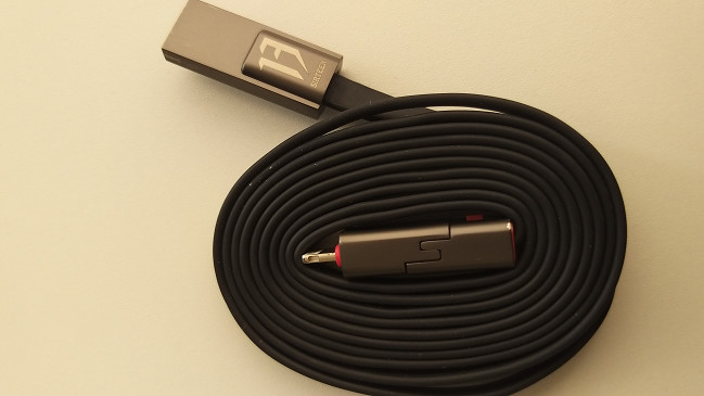 SirTeen: The world first renewable USB cable | Indiegogo