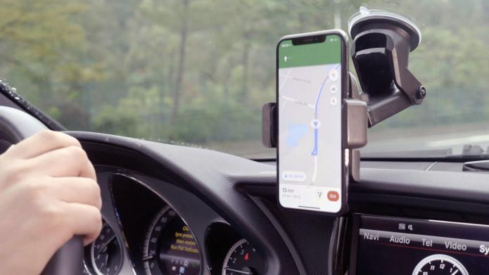 ROBOQI Automatic 10W Qi Wireless Car Charger | Indiegogo