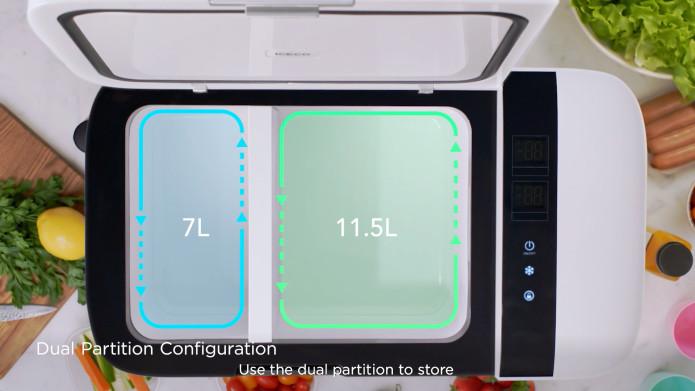 Ifreezer Go20 The Redesigned Car Freezer Indiegogo