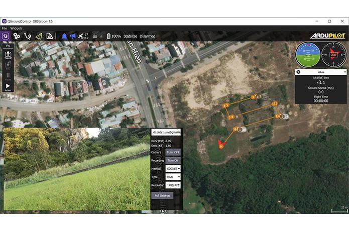 XBStation 4G Drone Kit | Indiegogo