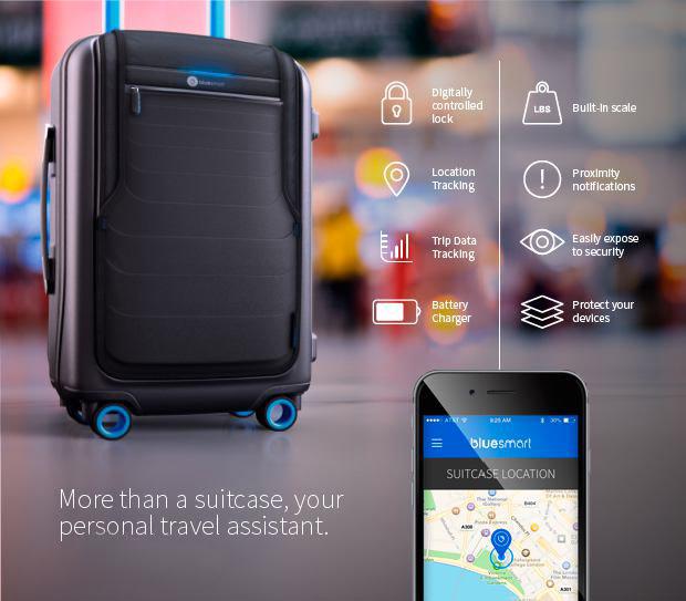 GPS Reisekoffer