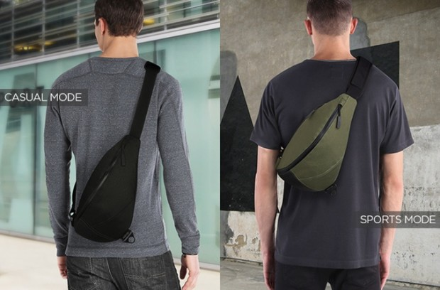 KP Sling Bag - The Everyday Adventure Bag | Indiegogo