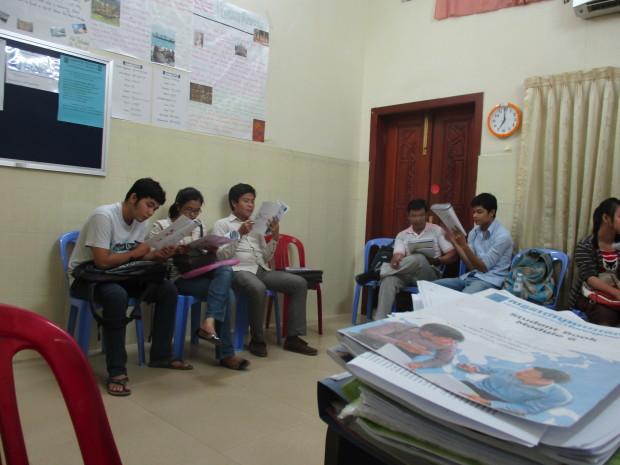 CWF Students