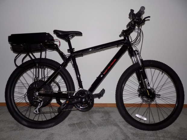 2017 Midnight 3 Electric Bike 48v 1000w Super Ebike 1