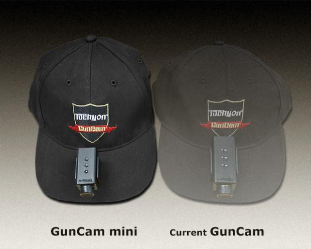 Tachyon GunCam mini, indiegogo
