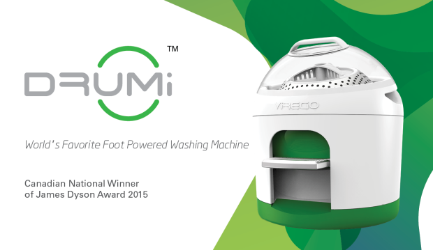 foot powered laundry machine