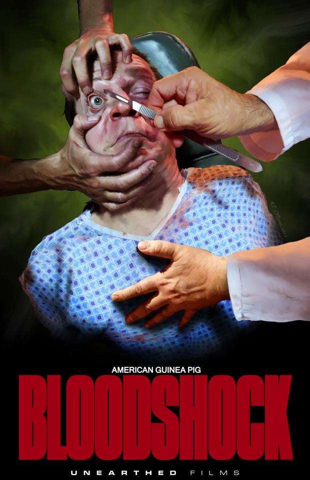 News : Pré-commandes pour American Guinea Pig : Bloodshock