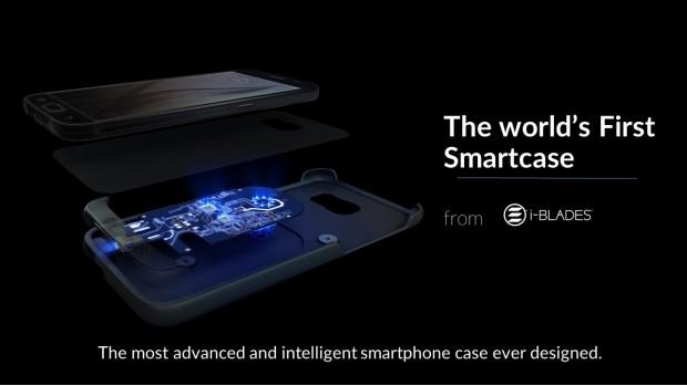 The i-Blades Smartcase