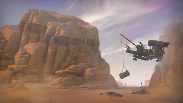 Hover Junkers скачать торрент - фото 9