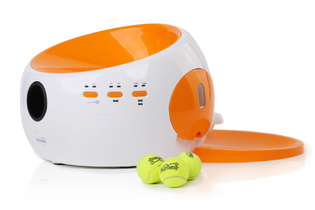 [BallReady] automatic food dispenser and ball launcher.