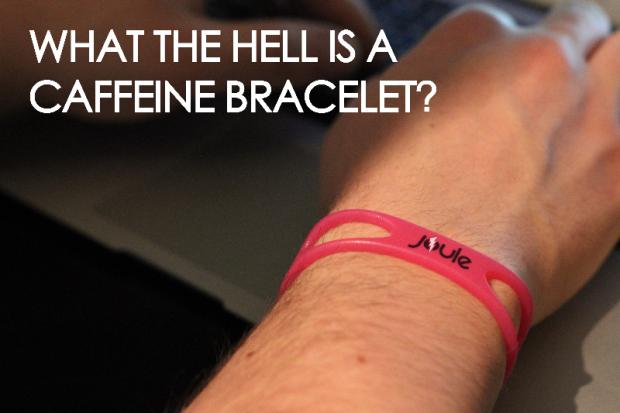 Someone Please Buy Me This Caffeinated Bracelet Immediately