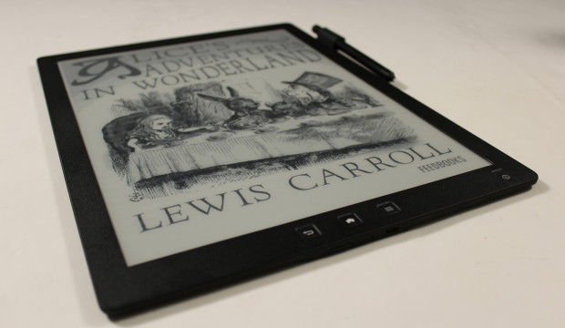 Good e reader has launched a 133 inch e reader on indiegogo we have an engineering sample currently in our possession and we need to sell 60 of these in order to place the order with our manufacturing partner fandeluxe Images
