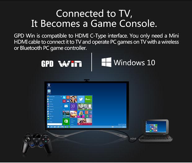 Candoru Ещё больше Windows 10: игровая консоль  Candoru Ещё больше Windows 10: игровая консоль