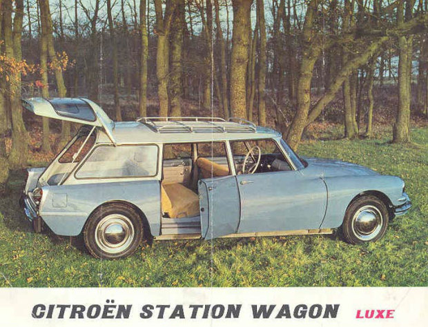 Citroen D Station Wagon