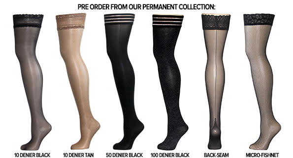 Welcome To The Fabulous World Of Luxury Hosiery! - Fashion blog ...