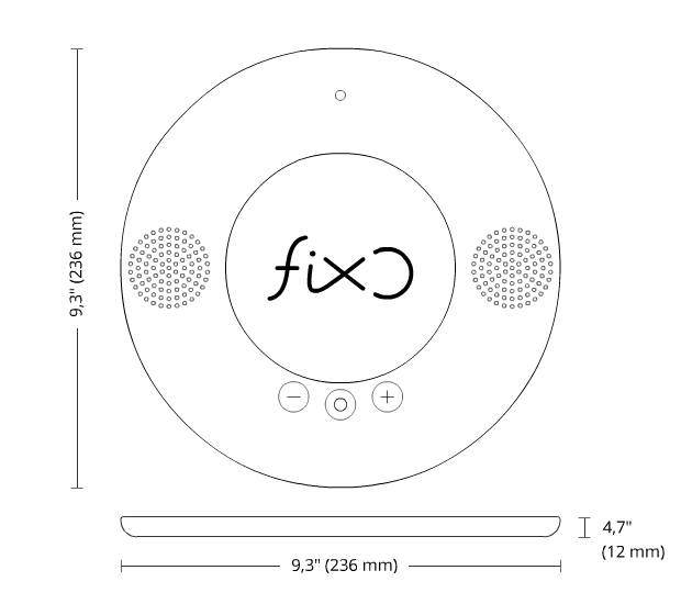 fixo-indiegogo-video-techsparadise-smart-disc-latest-gadget-clock-rohit-kulegi