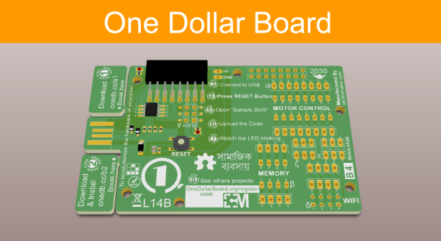 One Dollar Board