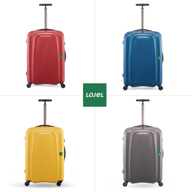 LOJEL The Lightest Hard Case Carry-On Luggage | Indiegogo