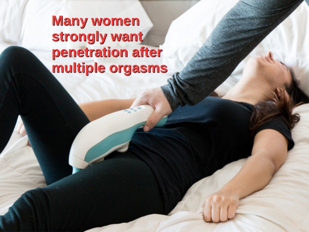 Can Your Husband Have Multiple Orgasms