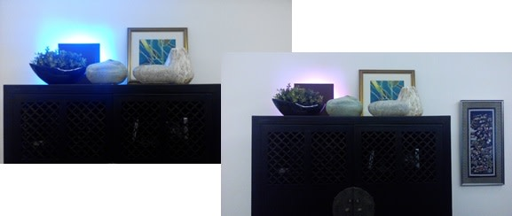 An Application That Changes The Colors Of Your Living Room