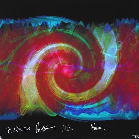 ptvsmqiiuxkgjtq6ucvg The Black Keys, The Killers, The Cure Join Soundwaves Art Fundraiser
