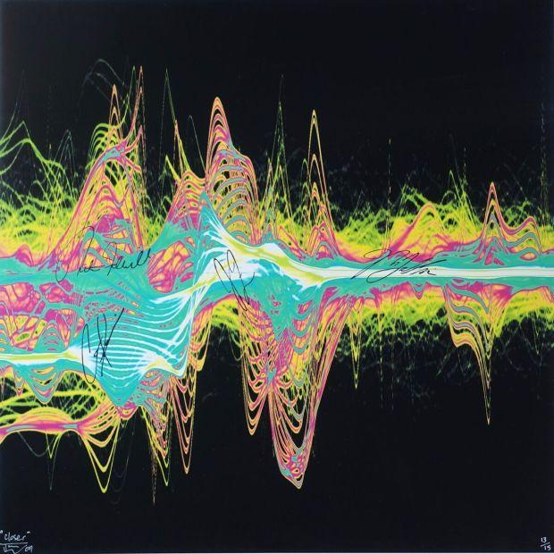 norkvqzcncmzr88aqe48 The Black Keys, The Killers, The Cure Join Soundwaves Art Fundraiser