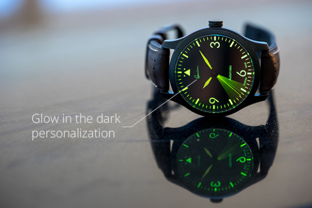 EONIQ Custom Watches: Crafted by your story | Indiegogo