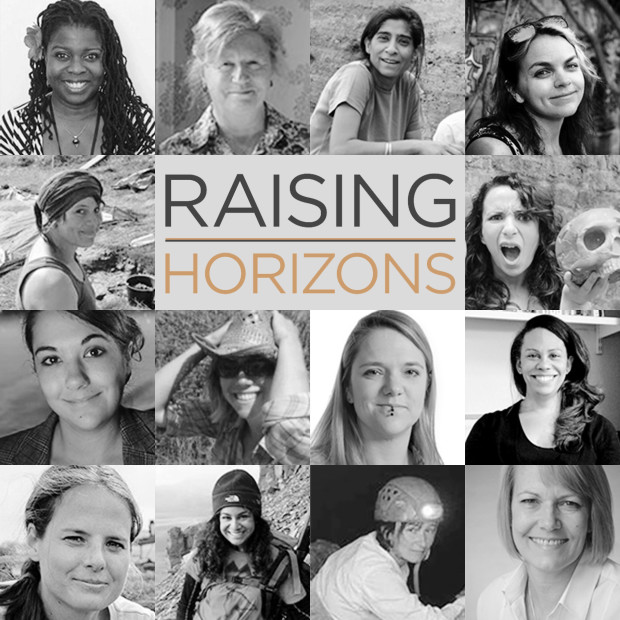 Image result for raising horizons trowelblazers