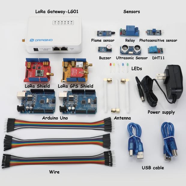LoRa IoT Kit