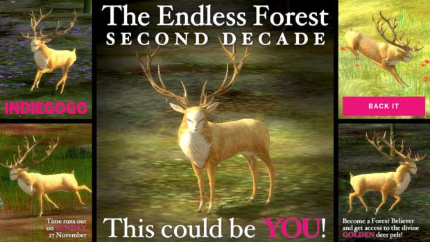 The Endless Forest скачать торрент - фото 10