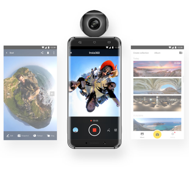 Image result for insta360 air
