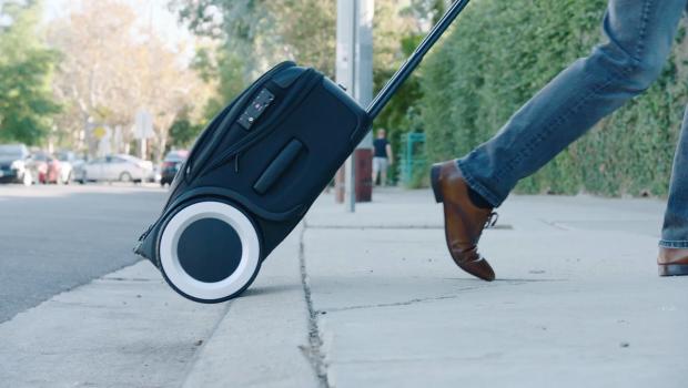 여행자들을 위한 혁신적인 가방! 'G-RO' -(주)위너스랩