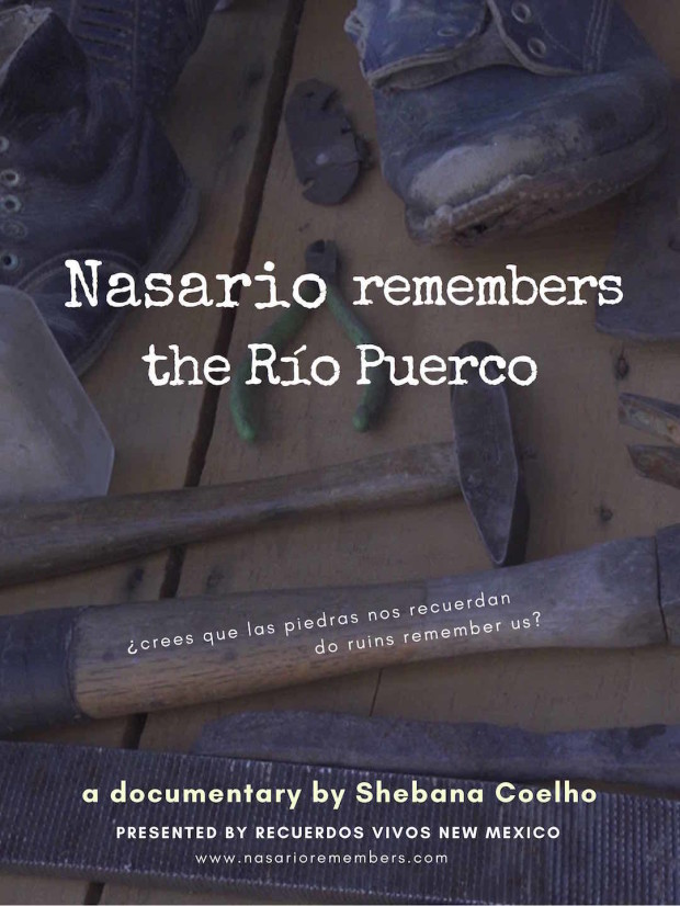 Image result for nasario remembers the rio puerco