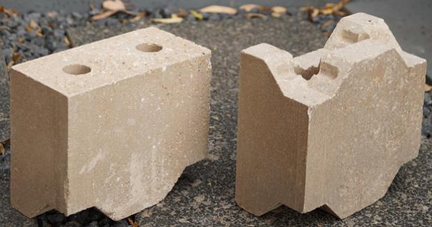 Tetraloc Bricks Make Building Easy and Eco Friendly.