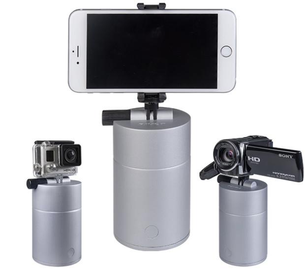 Pivot Follow Me Camera Mount Amp Wearable Tracker Auto