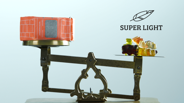 light weight wearables watch paper startup germany berlin indiegogo kickstarter