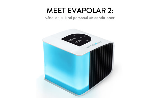 개인용 스마트 에어컨 'Evapolar 2' - (주)위너스랩